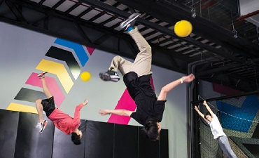 曼谷Bounce Jumping蹦床門票